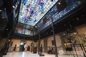 Spanish Museums: Salamanca: Art Nouveau and Art Déco Museum