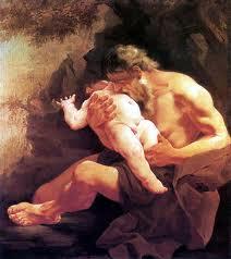 Spanish Masterworks Francisco De Goya Saturno Devorando A